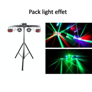 Pack light effet